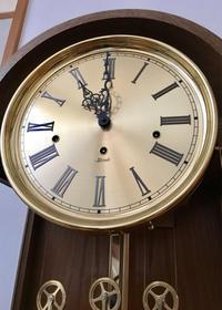 HERMLE ヘルムレ ホールクロック メンテナンス - トライフル・西荻窪・時計修理とアンティーク時計の店