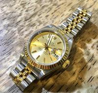 ROLEX ロレックス レディース 時計修理 - トライフル・西荻窪・時計修理とアンティーク時計の店