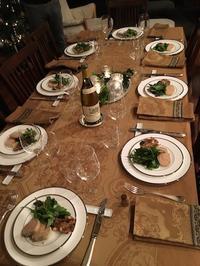 New Year ディナーパーティー「くらし部門」 - Plaisir de Recevoir フランス流 しまつで温かい暮らし