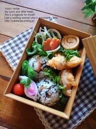 1.4 鶏肉フリッター弁当 - YUKA'sレシピ♪