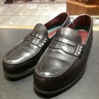 珍しいレッドウイングのローファー「ニュートラル仕上げ」で - 銀座三越5F シューケア&リペア工房<紳士靴・婦人靴・バッグ・鞄の修理&ケア>