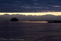 富山散歩~県西部276~冬の朝陽、氷見にて - Tomの一人旅~気のむくまま、足のむくまま~
