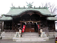 金沢の久保市乙剣宮(くぼいちおとつるぎぐう) 久保市さんへ初詣に行ってきた〜♪ - kazuのいろんなモノ、こと。