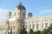 ウィーン、ブルグリング通りからホフブルグ宮へ - Tortelicious Cake Salon