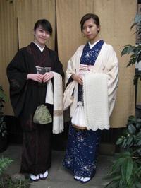 香港から来られました。思い出の一日ですね。 - 京都嵐山 着物レンタル&着付け「遊月」