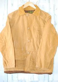 味わい深いヴィンテージハンティングジャケット - アメカジ、古着、ミリタリーファッションのブログ