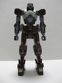 今日の玩具 (HG イオフレーム獅電 その3) - Q部ログ
