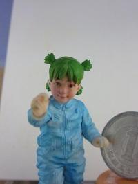 1/20小岩井よつば 完成 - yowske's modeling works
