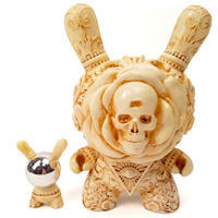"Arcane Divination The Clairvoyant 8"" Dunny by J*RYU - 下呂温泉 留之助商店 入荷新着情報"