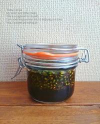 イエシゴトVol.187 紫蘇の実の醤油漬けと春の七草 - YUKA'sレシピ♪