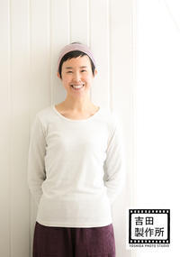 MAKIさん プロフィール撮影 - ヨシダシャシンカンのヨシダイアリー