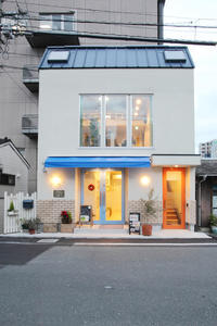 Sante  café まる さん(福岡市早良区) - ラントマン アトリエ通信