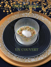 カリフラワーのポタージュ(料理・お弁当部門) - アン・クベールのおもてなし教室