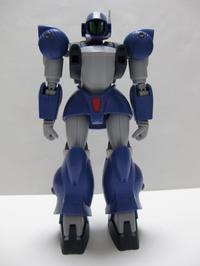 今日の玩具 (ロボット魂・トゥランファム その2) - Q部ログ