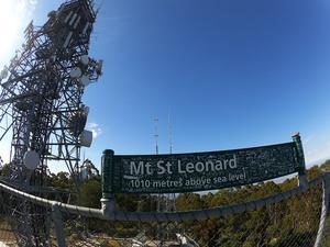 速報VK3/VC-006 Mt St Leonard - exJM3EHG Radio_eLog's  From Melbourne