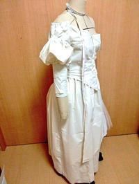 白の女王ドレスを作ります - Atelier kacche