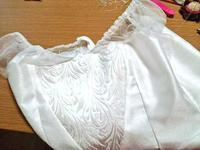 白の女王ドレスをつくります2 - Atelier kacche