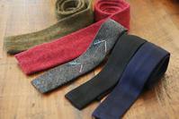 KATO`Hand stitch necktie - titicaca & '61→online shop blog