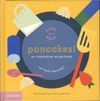 Pancakes! an interactive recipe book - Choco☆っとらいぶらりー