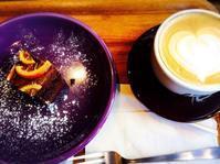 スタバでデカフェのカプチーノ - うつわ愛好家 ふみの のブログ
