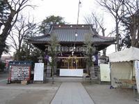 日枝神社へ初詣 - クラシック、アコースティック、エレキ、ウクレレ|もりかわギター教室|