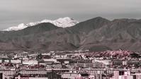 白山と高賀山と小牧山 - 千種観測所
