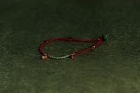陶器 × Antique beads  bracelet - womb_a_closet