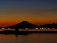 夕焼け富士山 - My Photo Square