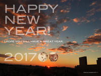 体重測定(2017年1月)〜新年のご挨拶^^〜 - NEKO LOG 別館「パーマン猫と申します」