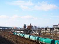 2017新春初撮り、関西線DD51貨物撮影記 - 8001列車の旅と撮影記録