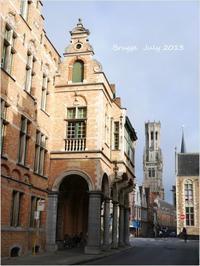 Belgium ② Brugge  JULY 2013 - Chaton の ひとりごと
