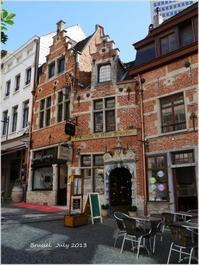 Belgium ④ Brussel  JULY 2013 - Chaton の ひとりごと