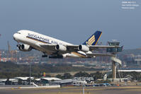 Scene of Sydney #1 - 飛行機写真 ~旅客機に魅せられて~