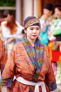 2016智頭町きんさい!みんさい!踊りんさい!!その3(恋) - ヒロパンの天空ウォーカー