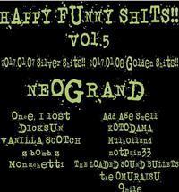 HAPPY FUNNY SHITS!! Vol.5 - P x R x Y x R 【PUNK RAWK YELLOW RIOTS】