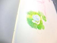 手製本ノート、使ってます???ノート活用例 - 手製本クリエイター&切絵コラージュ作家 yukai の暮らしを愉しむヒント