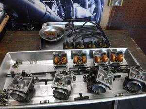 kawasaki ZL900 エンジンオーバーホールでござる。その8 - moriyamaengineeringブログ