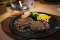 Hamburg steak - オデカケビヨリ
