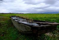 舟 - デジタルで見ていた風景