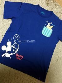 香港旅行2016年11月 グッズとシール - Ruff!Ruff!! -Pluto☆Love-