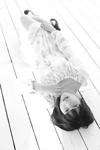 矢野愛璃ちゃん9 - モノクロポートレート写真館