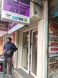 引き下ろし上限額はATMと小切手の合算 - インド現地採用 生活費記録
