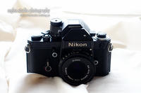 Nikon F2の試写 - mglss studio photography