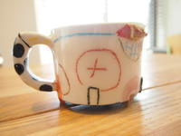 ラファエルナバスさんのカップ - ゆったり 器じかん