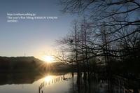 ひとり山歩き。冷たい空気の中 ~春日井三山 - すずめtoめばるtoナマケモノ