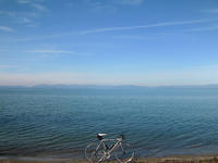 2017-01-07 ROADBIKE - 琵琶湖 FREERIDE WEB ( WINDSURF,SUP & BIKE ) from LAKE BIWA JAPAN