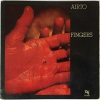 Airto – Fingers - まわるよレコード ACE WAX COLLECTORS