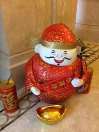 上海便り (お正月飾り) - ご無沙汰写真館