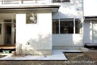 冬の庭しごと DIYで犬走りと平均台作り - シンプルで心地いい暮らし