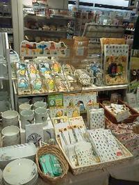 東急ハンズ梅田店インコと鳥の雑貨展常設展示の展示替え - 雑貨・ギャラリー関西つうしん